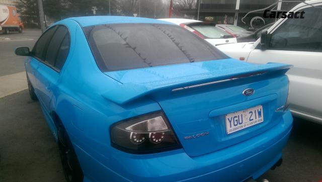 Ford Falcon XR6 BF