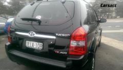 Hyundai Tucson Sx 08 Upgrade