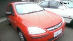 Holden Barina SXI XC MY05