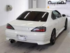 Nissan silvia sports 2000 model