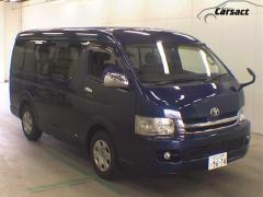 Toyota Hiace 2009 Commuter