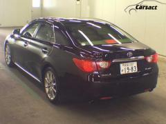 Toyota Mark X 2010 model